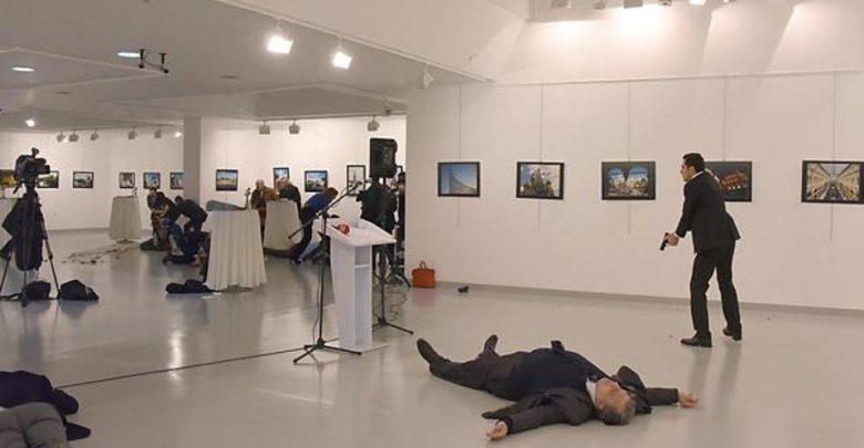 Andrei Karlov, Russian Ambassador, assassination, Turkish police officer, Russia, Turkey, ties, Putin, Erdogan
