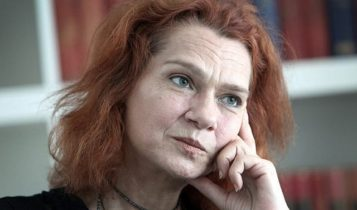 Writer Asli Erdogan
