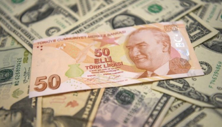 Turkish lira tumbles against the U.S. dollar