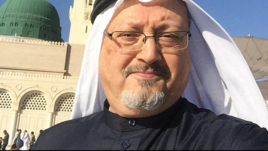 Saudi critic and Washington Post columnist Jamal Khashoggi.